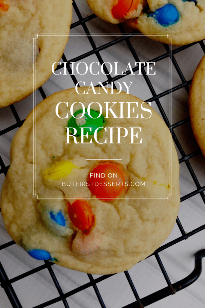 chocolate candy cookies
