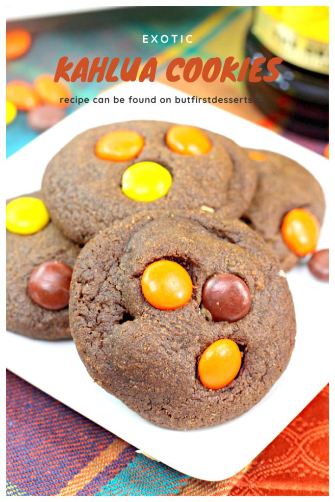 Kahlúa cookies