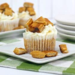 french toast cheesecakes