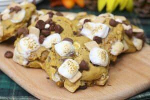 S' more Cookies