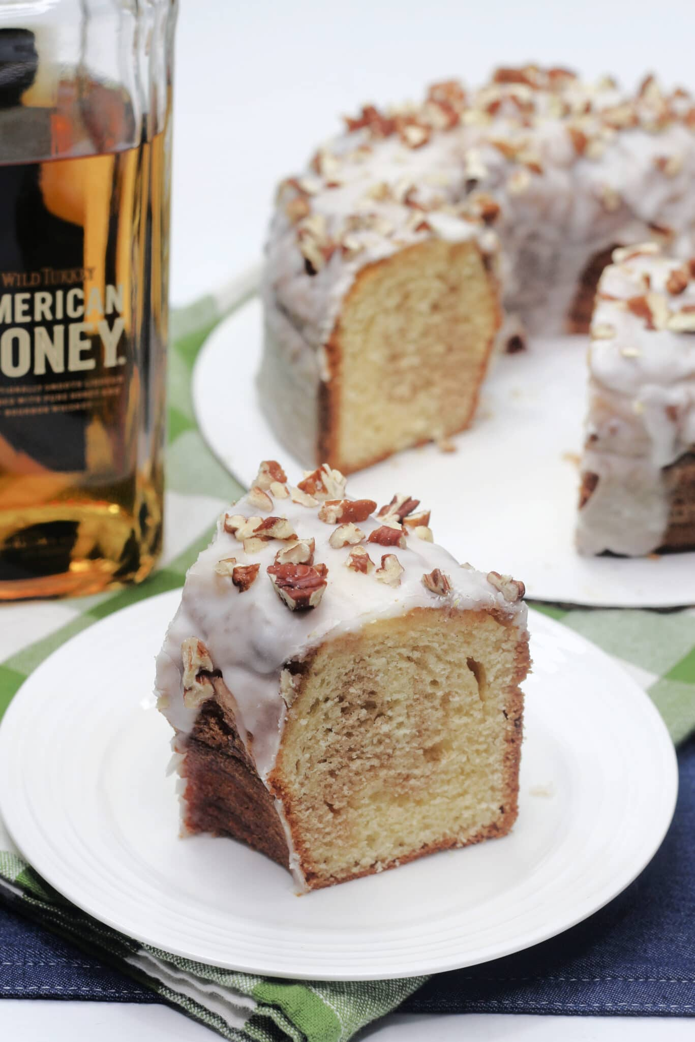 Whiskey Bundt Cake
