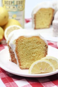 lemon drop bundt
