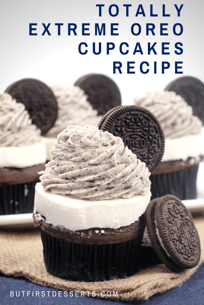 Oreo Cupcakes Recipe