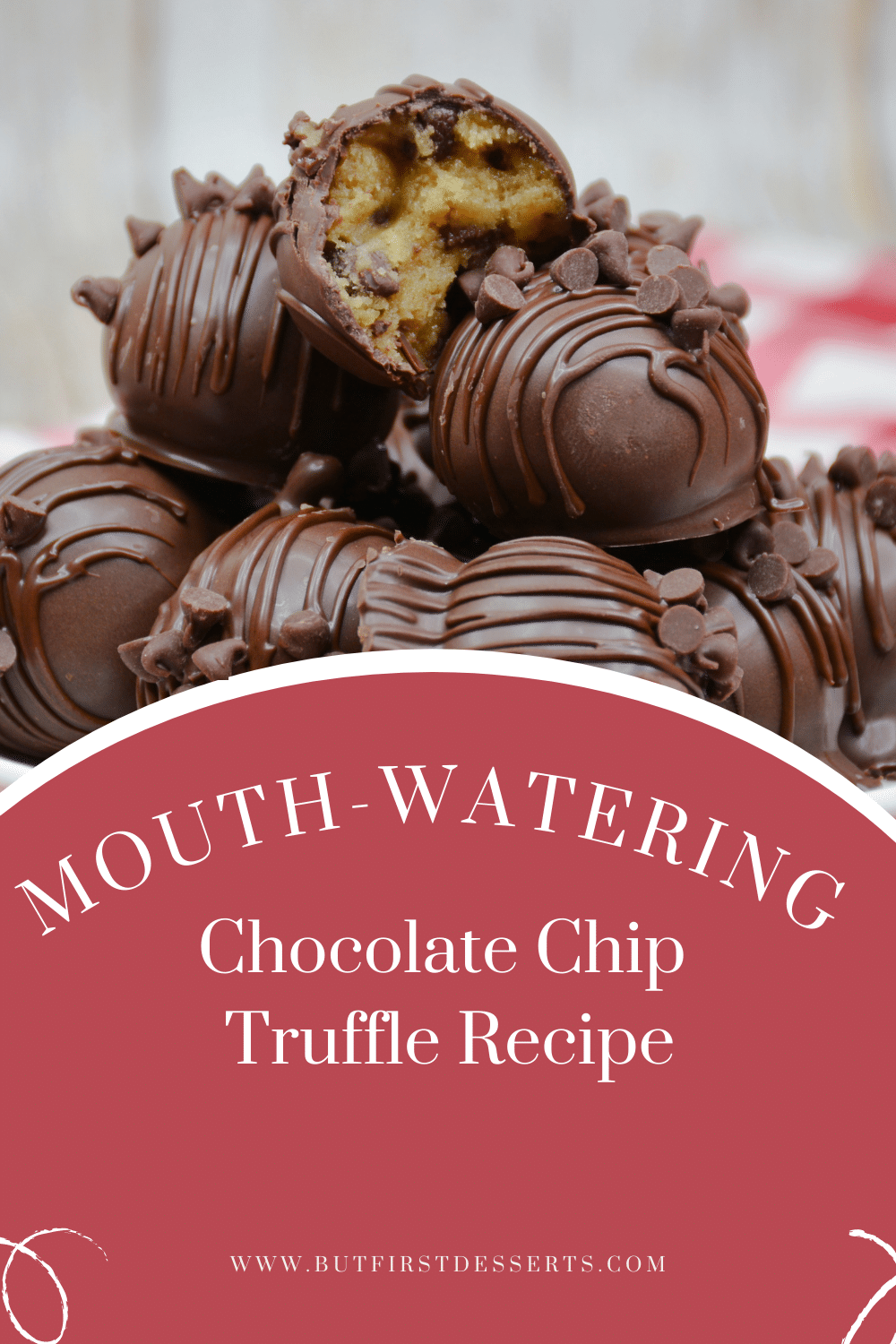 Mouth-Watering Chocolate Chip Truffle Recipe